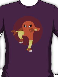 Hitmonlee - Basic T-Shirt