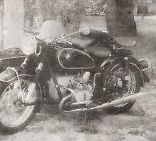 WWII BMW by Fran James