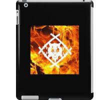 HollowSquad White Flame iPad Case/Skin