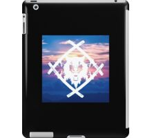 HollowSquad White Sunset iPad Case/Skin