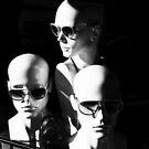 Non-Talking Heads by Sandra Chung