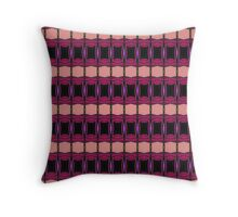 PATTERNATION| HIPPY DIPPY STRIPES| RB EXCLUSIVE Throw Pillow