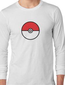 POKEMON GO POKEBOLA Long Sleeve T-Shirt