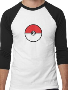 POKEMON GO POKEBOLA Men's Baseball ¾ T-Shirt
