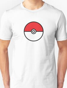 POKEMON GO POKEBOLA Unisex T-Shirt