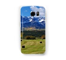 Hay With A View Samsung Galaxy Case/Skin