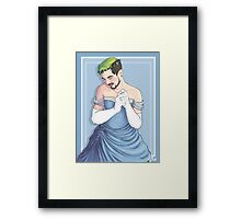 "Disney ""Princess"" Jacksepticeye Framed Print"