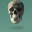 Low Poly Skull by paulgrand