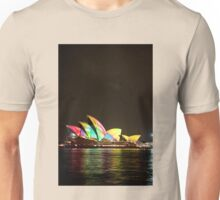 Rainbow sails Unisex T-Shirt