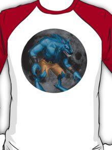 Sabrewulf Killer instinct character illustration T-Shirt