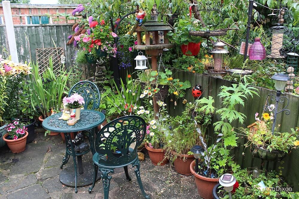 My Patio Garden by AnnDixon