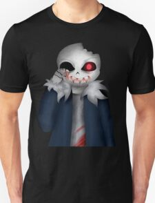 Horrortale Sans Unisex T-Shirt