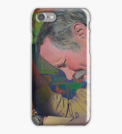Anxiety, Apprehension and Despair iPhone Case/Skin