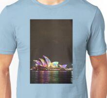 Splattered Colours Unisex T-Shirt
