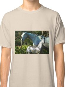 Mum and foal Classic T-Shirt