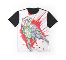 Abstract Bird 002 Graphic T-Shirt