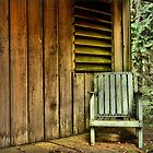 The Shack on Sefton Cottage - Mt Wilson NSW by Bev Woodman