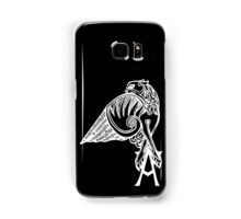 Buffy the Vampire Slayer - Angel's Tattoo (white) Samsung Galaxy Case/Skin