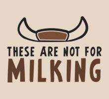 These are not for MILKING  by jazzydevil