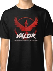 Team Valor - Crush Rush Classic T-Shirt