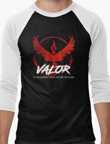 Team Valor - Crush Rush Men's Baseball ¾ T-Shirt