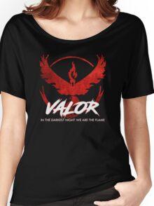 Team Valor - Crush Rush Women's Relaxed Fit T-Shirt