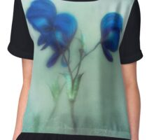When the world leaves you speechless Chiffon Top
