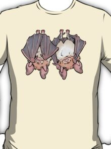 Greater mouse-eared bats T-Shirt