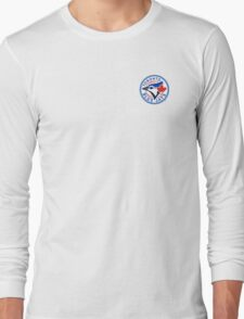 Toronto Blue Jays - Logo Long Sleeve T-Shirt