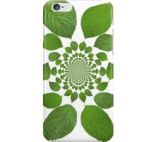 Leaf Tornado iPhone Case/Skin