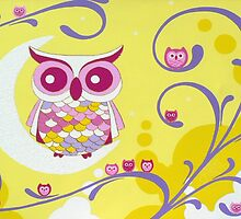 Charlotte's Owl by Anne Storer