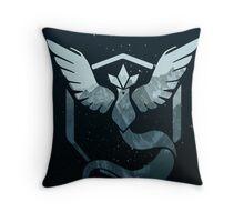 Pokemon Go Teams! (Mystic) Throw Pillow
