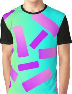 POP SPRINKLES! print Graphic T-Shirt