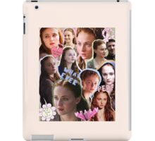Sansa Stark, practically perfect in every way iPad Case/Skin