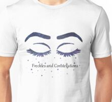 Freckles and Constellations Unisex T-Shirt