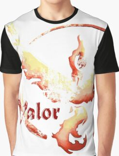 For Valor Graphic T-Shirt