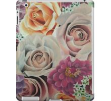 All The Pretty Flowers iPad Case/Skin
