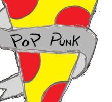 Pop Punk Pizza Sticker