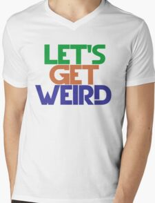 It's the weekend Mens V-Neck T-Shirt
