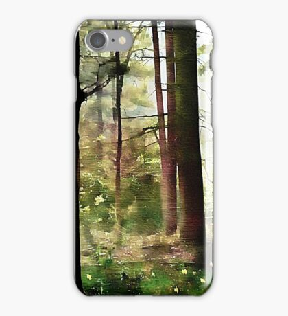 Norfolk Treescape .. iPhone Case/Skin