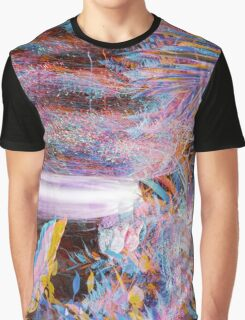 Psychedelia Forest  Graphic T-Shirt