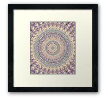 Mandala 123 Framed Print