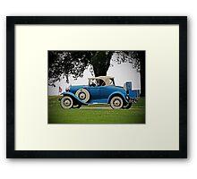 Old Ford Framed Print