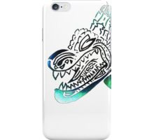 Cosmic Skeletal Rex iPhone Case/Skin