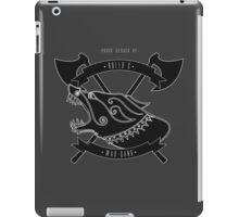 Rollo's war-band iPad Case/Skin
