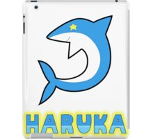Free! Iwatobi Swim Club: Haruka Ending T-shirt iPad Case/Skin