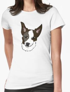 Luna(tic) Womens Fitted T-Shirt