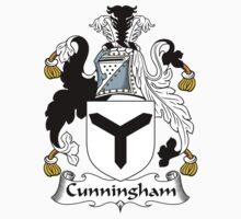 Cunningham Coat of Arms / Cunningham Family Crest by ScotlandForever