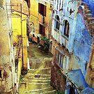 Colors of Maratea by Barbara  Brown
