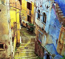 Colors of Maratea by Barbara  Brown
